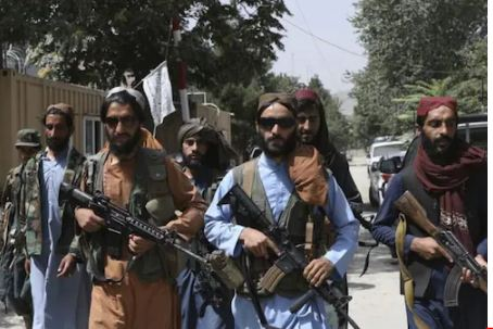 Taliban Claim To Have Captured 4 Districts In Panjshir Valley