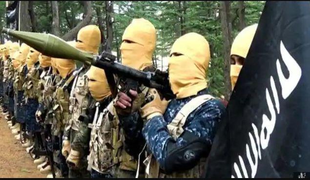 Terrorist Organization ISKP Is Planning To Attack In India Intelligence Agencies Alert