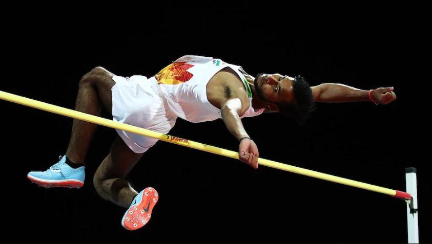 Tokyo Paralympics Praveen Kumar Silver Medal High Jump
