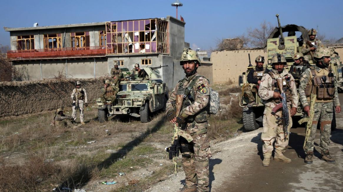US-Taliban May Join Hands Against ISIS-K (1)