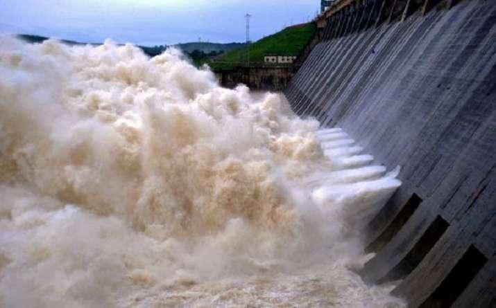 Another 5 Sluice Gates Of Hirakud Dam Closed